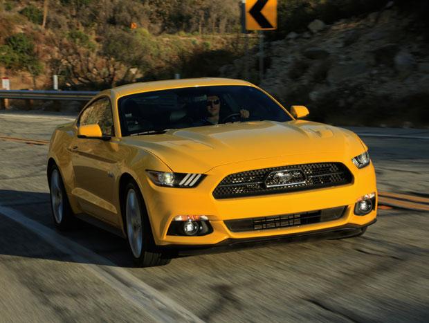 Novo Ford Mustang GT foi lançado na Califórnia