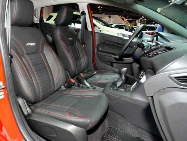 Ford New Fiesta Sport