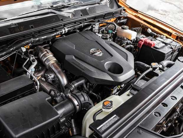 Motor 2.3 biturbo, diesel, gera 190 cv e 45,9 kgfm de torque