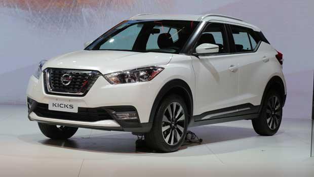 Nissan Kicks SV chega importado do México por R$ 84.900