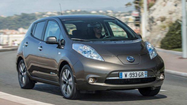 Próxima geração do Leaf usará mesma plataforma do Renault Zoe