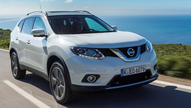 X-Trail é o maior SUV da Nissan à venda na Europa