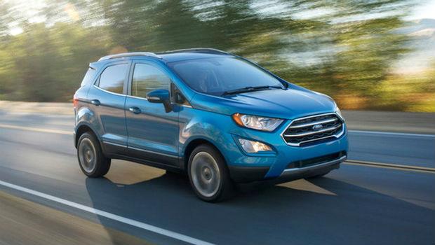 Novo Ford Ecosport foi mostrado nos EUA