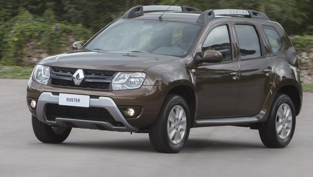Renault pode equipar Duster com câmbio CVT ano que vem