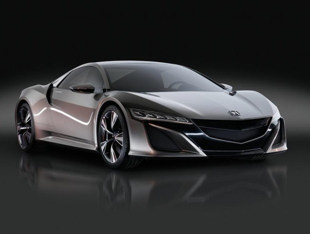 Futuro esportivo da Honda, o NSX ainda não será contemplado pela parceria com a McLaren