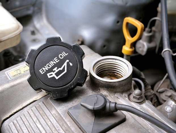 Não existe padrão para medir o consumo de óleo do motor