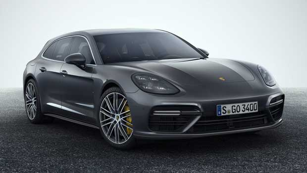 Porsche mostrou o inédito Panamera Sport Turismo