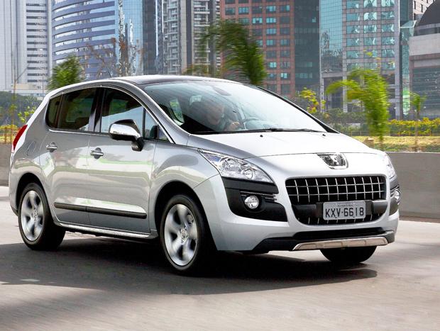 Versátil, o Peugeot é uma opção interessante para quem busca um veículo familiar com status