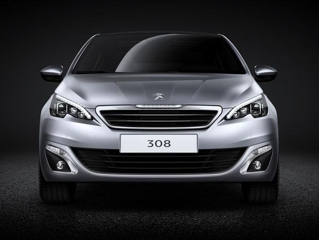 Peugeot 308 é eleito o lançamento do ano na Europa
