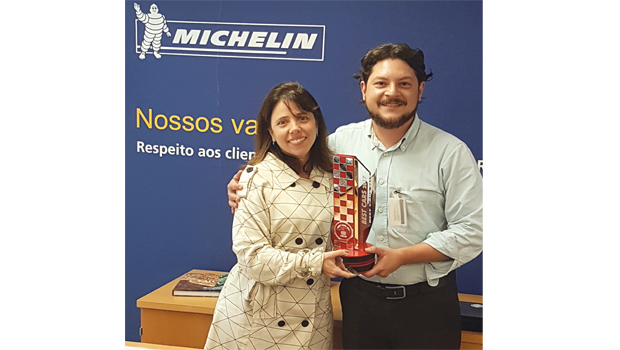 PNEUS: Ana Paula Guimarães, diretora de marketing da Michelin