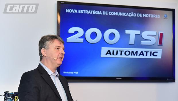 """Polo estreia nova nomenclatura dos motores VW: versão 1.0 de 128 cv será chamada comercialmente de """"200 TSI"""""""
