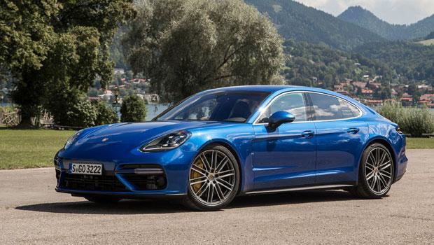 Panamera é um dos responsáveis pelo bom lucro da Porsche