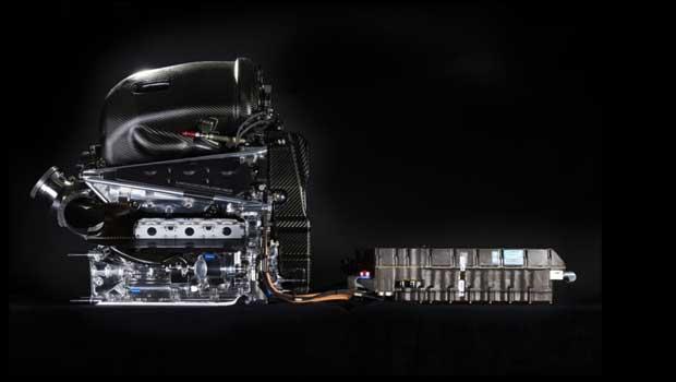 Motor 1.6 V6 da F1 passou por modificações para o Project One