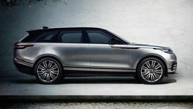 Inédito SUV  mistura Evoque e Range Rover Sport