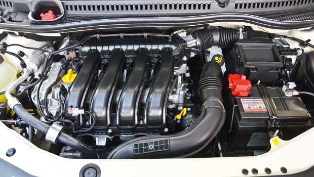 Motor 2.0 gera 148 cv de potência e 20,9 kgfm de torque