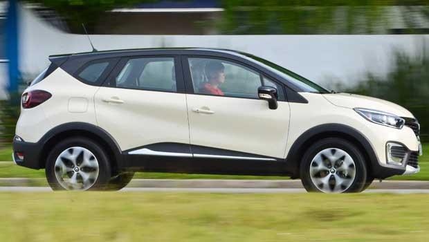 Renault espera abocanhar boa fatia de mercado com o Captur