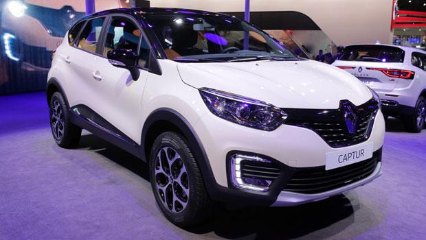 Renault Captur é aposta francesa para brigar entre SUVs