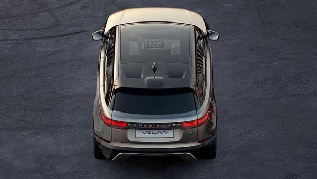 Range Rover Velar será revelado em Genebra