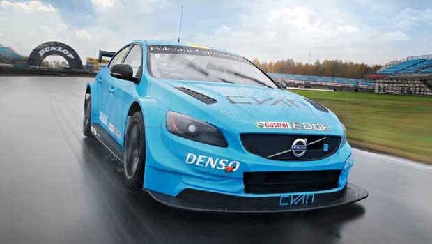Volvo S60 Polestar para competições é adrenalina pura