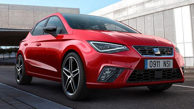 Seat Ibiza, pioneiro da nova plataforma da Volkswagen