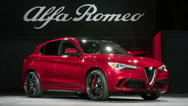Eis o primeiro SUV da história da Alfa Romeo