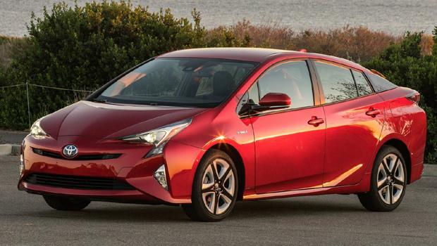 Visual arrojado é uma das marcas do novo Prius