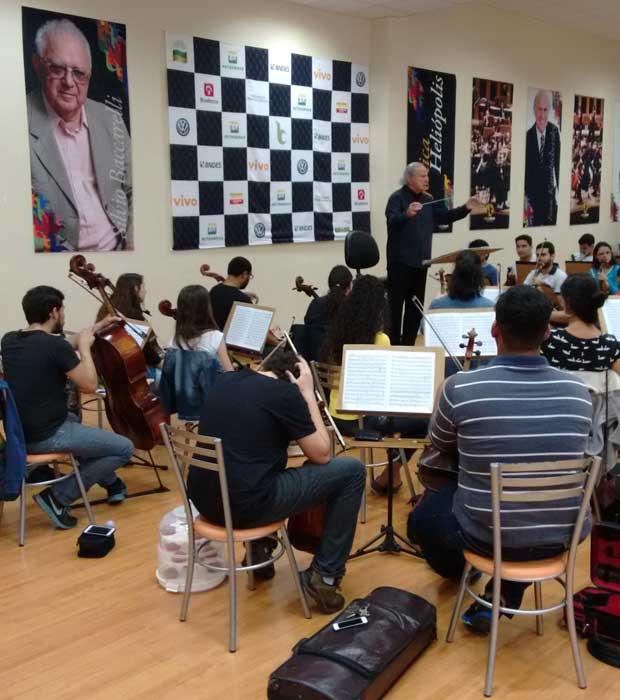 Orquestra de Heliópolis já foi se apresentar na Alemanha