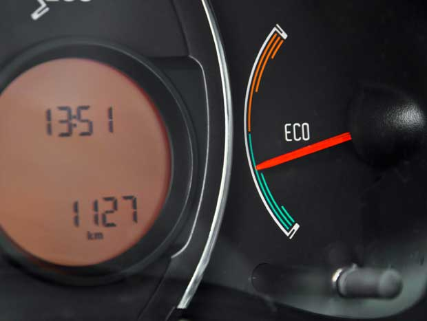 Velocidade está longe de representar economia de combustível