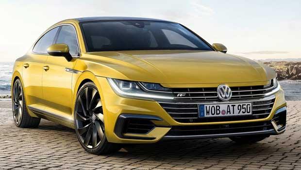 Novo Volkswagen Arteon