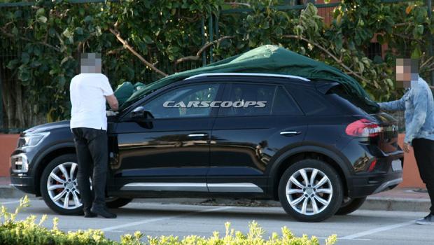 Futuro SUV disputará mercado com o Compass e versões de topo do HR-V