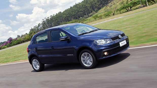 Volkswagen Gol é segundo na lista dos meus roubados