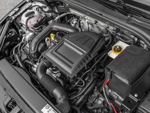Motor 1.0 do up! foi recalibrado para gerar 125 cv e 20,4 kgfm no Golf