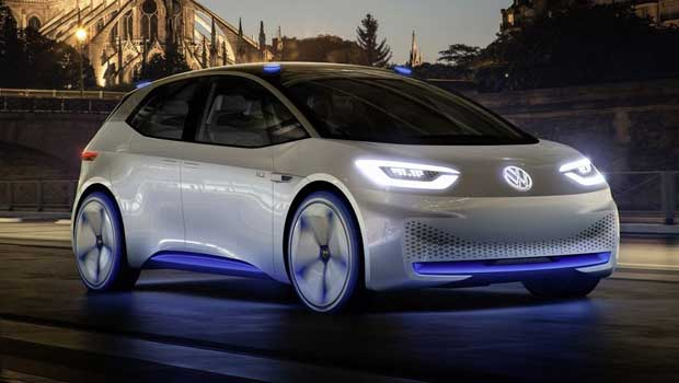 ID deverá ser um dos principais modelos elétricos da VW