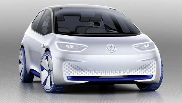 Volkswagen ID foi apresentado em Paris