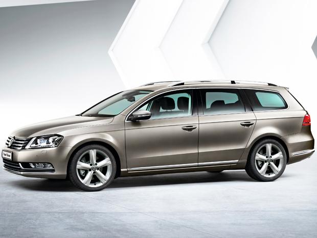 Para quem não abre mão do requinte, mesmo em um familiar, o VW Passat é a alternativa certa