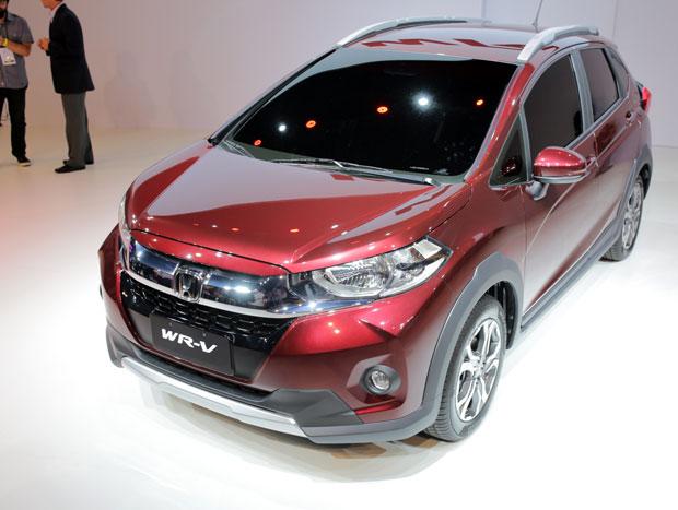 Eis o WR-V estreia mundial do SUV que será vendido em 2017