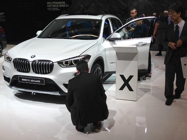 """O """"x"""" da questão: o BMW X1 não parecia um SUV; mas agora, ele é"""