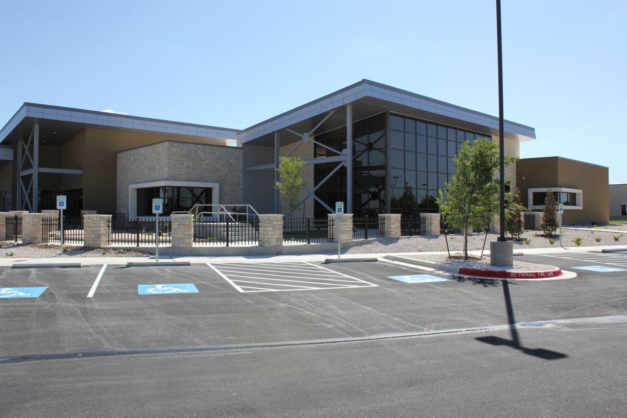 Tri City Hyundai >> New Braunfels Regional Rehab - SAF - Southern Aluminum Finishing Co, Inc. SAF – Southern ...