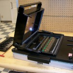 Black Anodized Extrusions – Electronic Enclosure