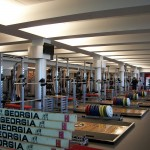 SAF Anodized Column Covers for UGA