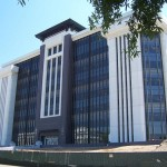 RSA Headquarters, AL – SAF Bronze Anodizing