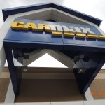 SAF Rainscreen panel extrusions in Carmax