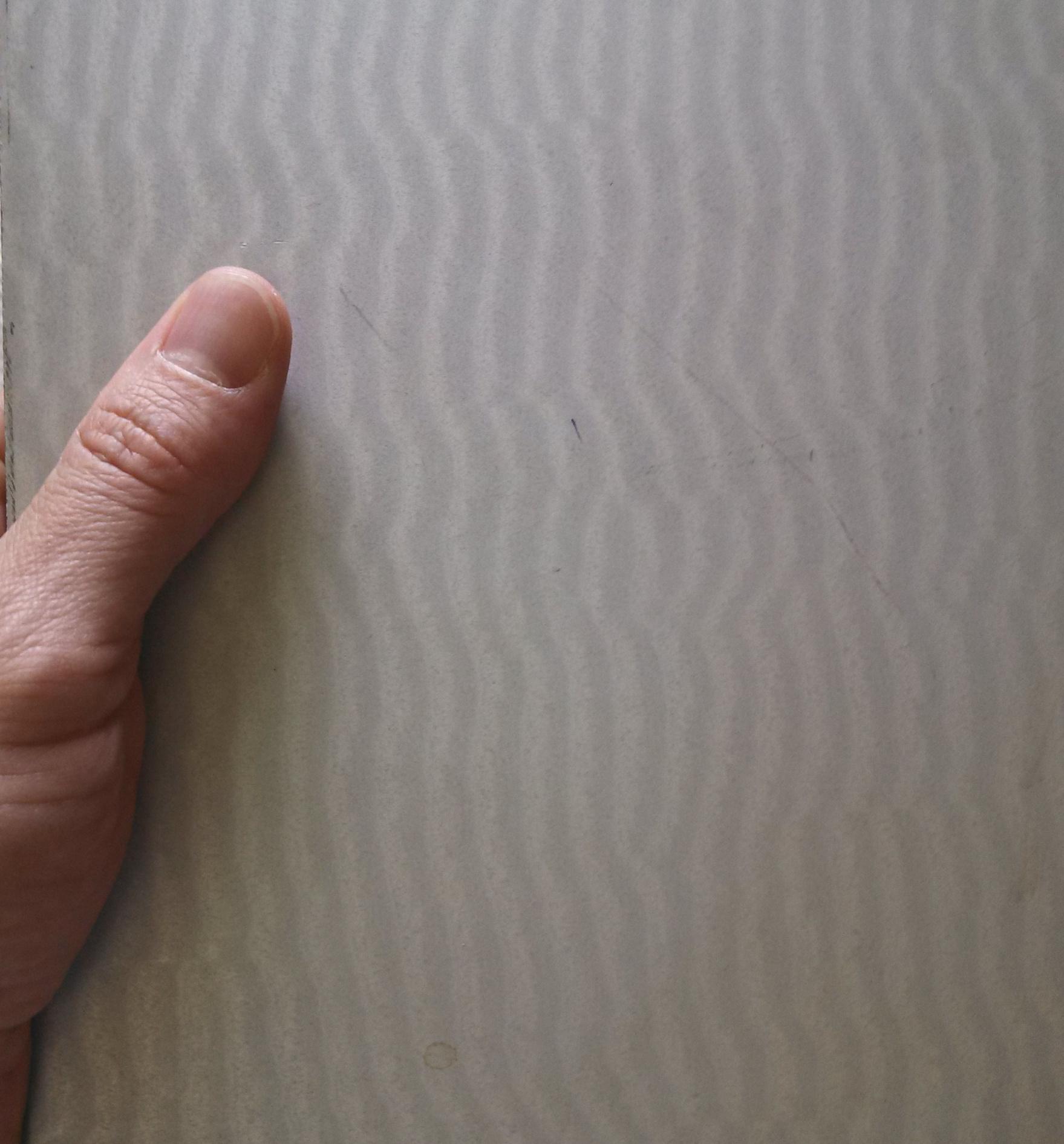 ".040 Clear Anodized Aluminum Sheet 5005 12/"" x 48/"""