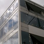 LSU Health Science Center - SAF Kynar painted aluminum sheet