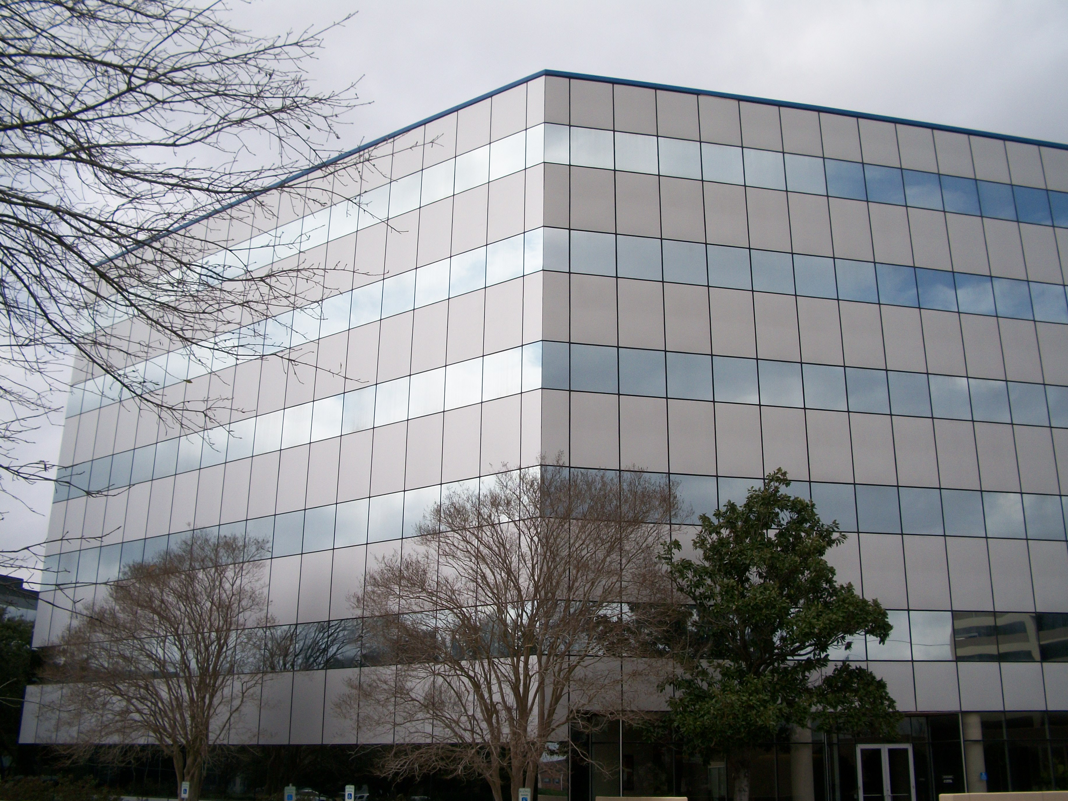 ACM Panels -1400 Broadfield, TX Architectural Project SAF