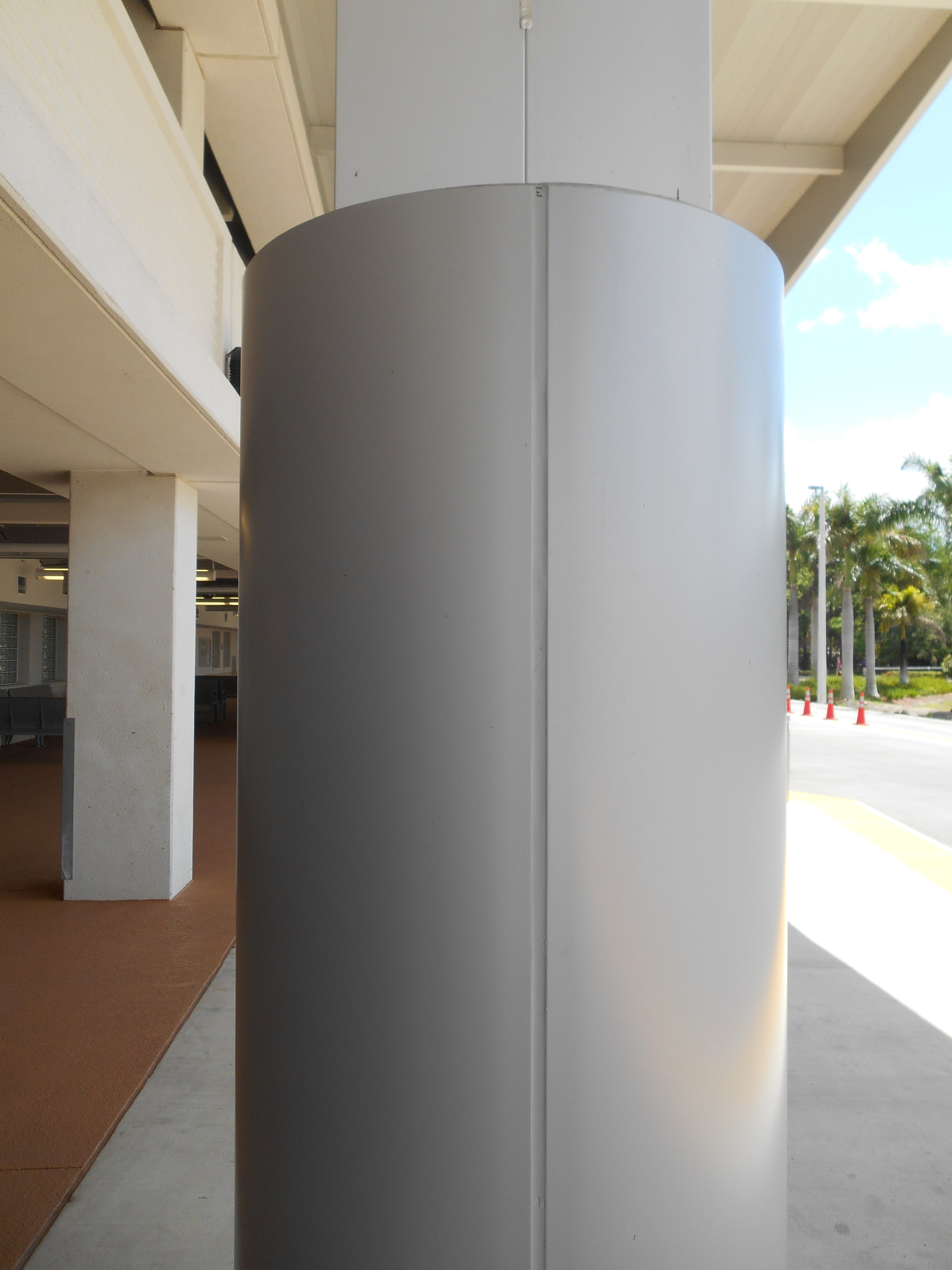Custom Metal, ACM Column Covers U2013