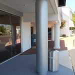 Winwood Shopping Center, Lafayette, LA - SAF Column Cover Project