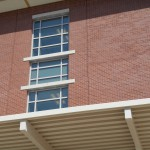 Phillis Wheatley Elementary School featuring SAF Aluminum Sheet