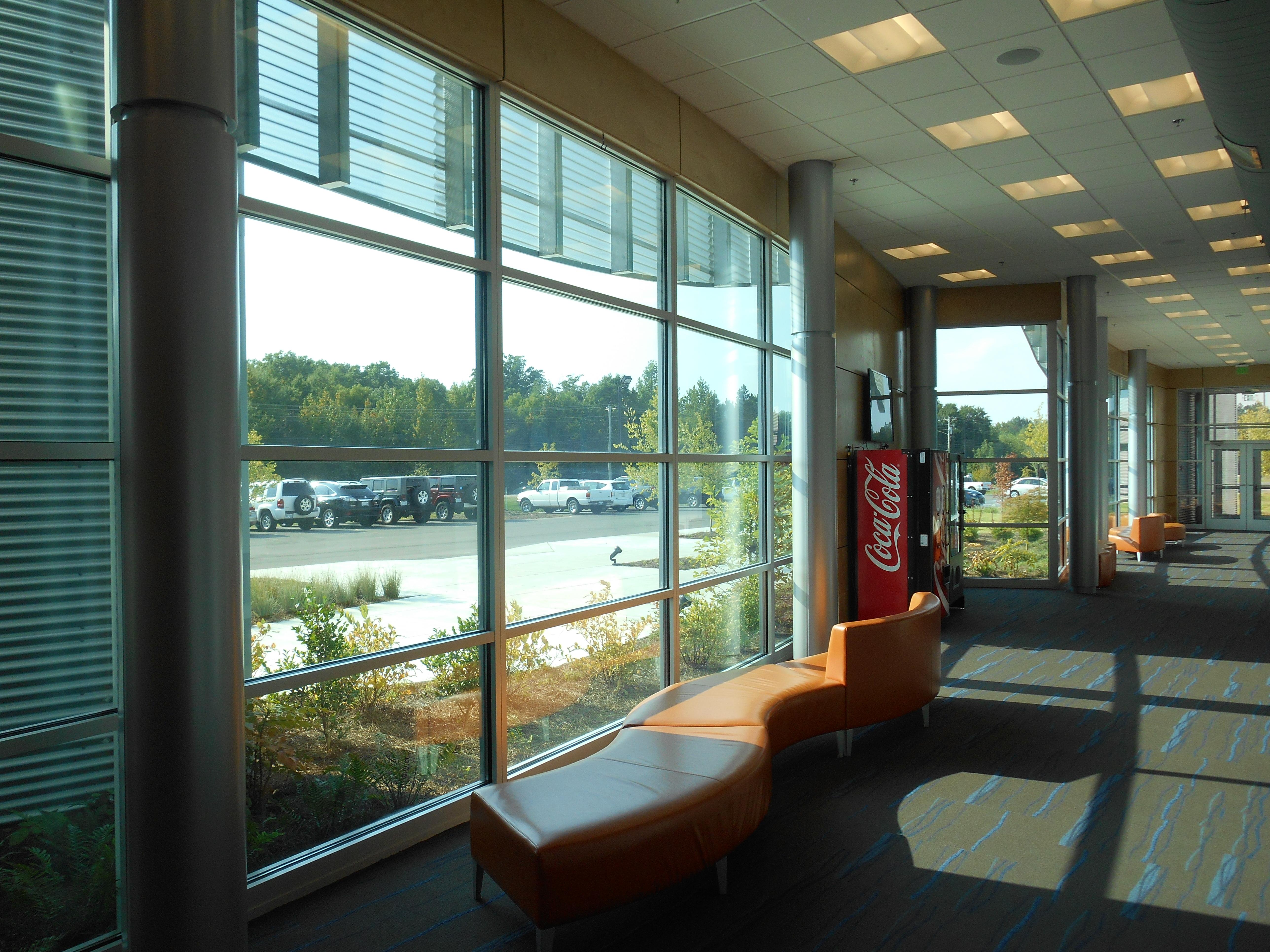 Tupelo Aquatic Center Saf Southern Aluminum Finishing Co Inc