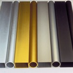 SAF Anodizing Finish options include clear, many bronzes, black and gold.